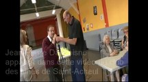 Amiens : Jean-Pierre Dancoisne dans une vidéo du club des aînés