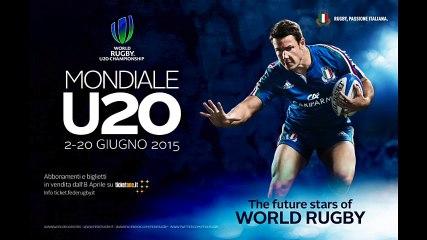 Mondiali U20, ci vediamo il 2 giugno!
