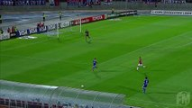 Boulette: Le gardien Johnny Herrera se prend pour Manuel Neuer