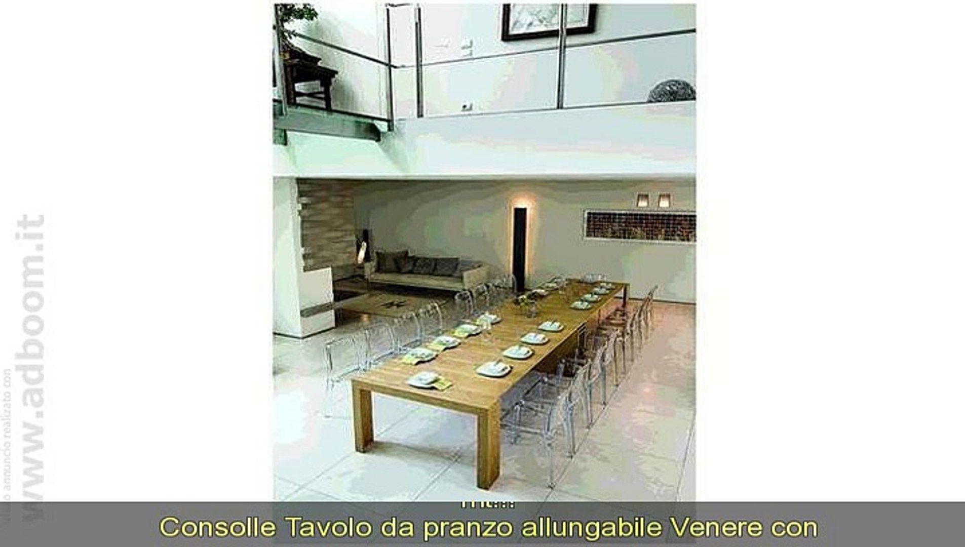 Pesaro E Urbino Fano Consolle Venere Euro 1 047 Video Dailymotion