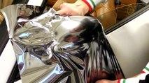 Chrome vinyl mirror effect / Pellicola cromata effetto specchio - APA