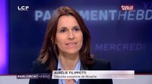 Parlement Hebdo : Aurélie Filippetti, députée PS de Moselle, ancienne ministre