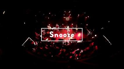 Live de The Snooze @ Open Mic Sosh aime les inRocKs lab