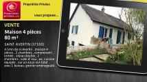 A vendre - maison - SAINT AVERTIN (37550) - 4 pièces - 80m²
