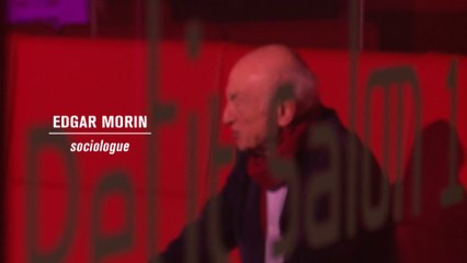 La minute rose d'Edgar Morin