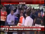 Paok Hooligans Attacks Fenerbahce Fans-PAOK FANATIC HOOLIGANS-Fanatik Yunan holiganlar-