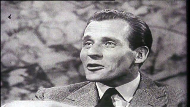 Jean d'Ormesson en 1959, interviewé par Pierre Desgraupes