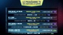 OL-ASSE, Chelsea-Man Utd, Inter Milan-AC Milan... Le programme TV des matches du weekend à ne pas rater !