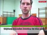 Le vince pong, un sport né à Poitiers (Drôle de sport 3/3)