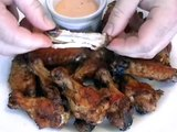Super Bowl Tips: How to Eat a Chicken Wing!