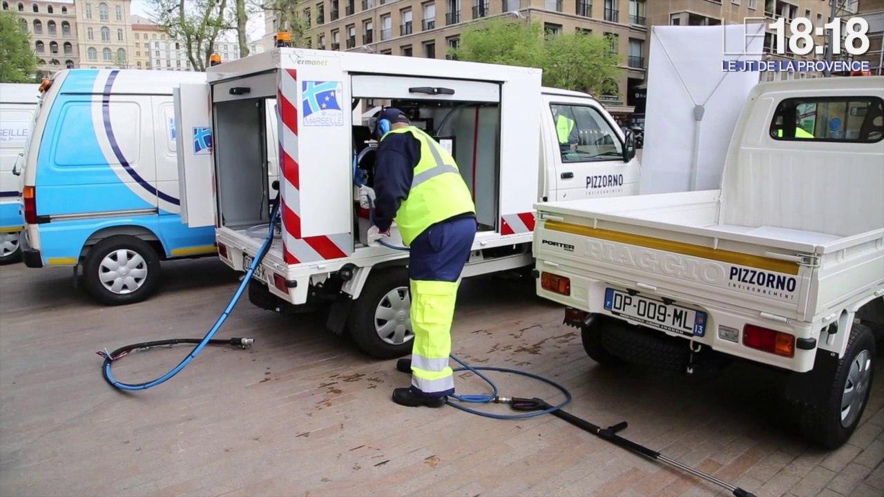 Marseille : une nouvelle brigade anti-tags