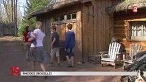 Sainte-Croix : le parc animalier propose de dormir au milieu des animaux