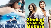 Dil Dhadakne Do' Similar To 'Zindagi Na Milegi Dobara'