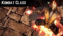 Mortal Kombat X   Scorpion Kombat Klass Gameplay Trailer (2015) Official Game HD
