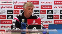 """Carlo Ancelotti: """"¿Ver al Barcelona? No, iré otra vez al cine"""""""