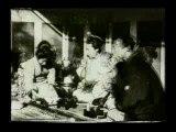 Lumiere Vues japonaises repas un famille