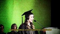 Christine D'Clario - Full Sail University - Discurso de Graduación (Graduation Speech)