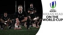 "Kieran Read: ""RWC a big challenge for All Blacks"""
