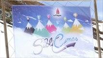 Ski : Opération Subli'Cimes à La Plagne