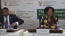 South Africa apologises to African countries