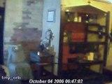 Tiny Spirit/Orb caught on dddavids Ghost Cams. Paranormal Vlog.