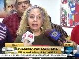Oficialismo postula candidatos a parlamentarias en Zulia