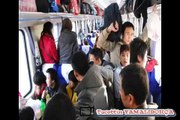 ÇİNDE ULAŞIM Çin'de toplu taşıma Public transport in China