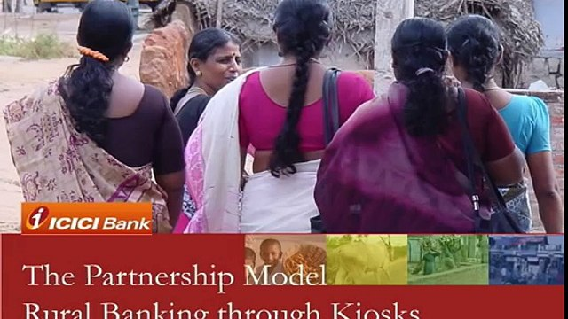ICICI follows Grammen model