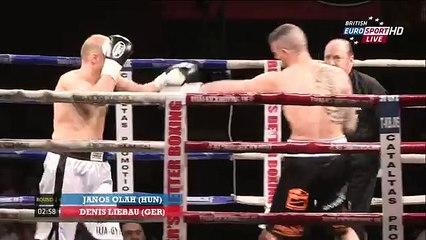 Denis Liebau vs Janos Olah
