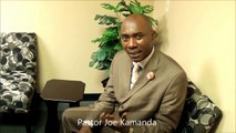 Marinate On This With Bishop Joe Kamanda - Christmas & New Year's Eve Invite