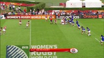 Five of the BEST tries from Women's Rugby World Cup
