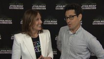 Star Wars: The Force Awakens Celebration: J.J. Abrams and Kathleen Kennedy