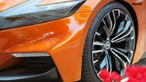 Nissan Sports Sedan Concept Car
