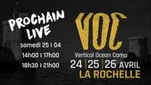 Live Vertical Ocean Camp La Rochelle 2015