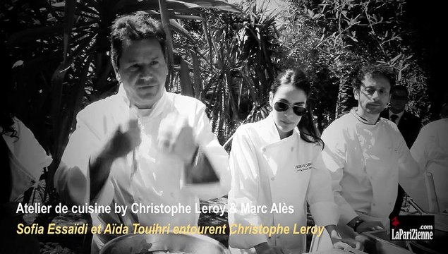 Interview de Christophe Leroy - L'école de cuisine - Marrakech - La-PariZienne.com