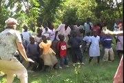Drum & Dance: Kenyan Children Singing and Dancing