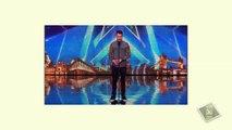 Golden - Dancing On My Own | Golden boy Calum Scott | Britain's Got Talent 2015