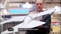 euronews hi-tech - روبوت طائر