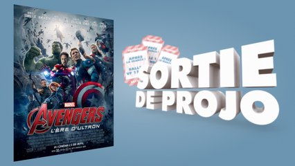 [Sortie de projo] Avengers : L'Ère d'Ultron