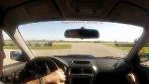 Vidéo benjamin stage de pilotage sur Subaru.