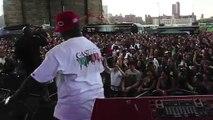 """M.O.P. perform """"Ante Up"""" at the 2011 Brooklyn Hip-Hop Festival"""