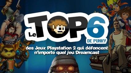 TOP 6 des Jeux PS2
