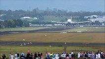 VH-OJA 'City of Canberra' - Final Landing @ Illawarra Regional Airport