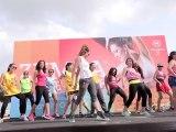 Zumba Dance Workout - Zumba Latin Dance - Zumba Fitness OUTDOOR