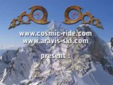 freeride, offpiste skiing french alps
