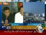 MQM collecting NICs from the voters of NA-246 - PTI Ali Zaidi