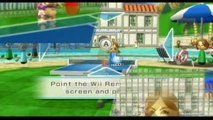 Let's Play Wii Sports Resort - Table Tennis | Champion Lucia Owned In The Face