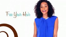 Curls Unleashed Commercial w/ Bravo TV's Africa Miranda (VH1, Style Network, TV One, BET, Centric)
