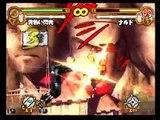 Naruto: Narutimate Hero 3 Yondaime vs Kyuubi Naruto