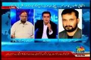 JAAG TV Pakistan Aaj Raat with MQM Asif Hasnain (18 April 2015)